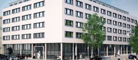 New build Office block in Germany