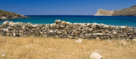 Project on the island of Syros