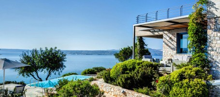 One of the finest villas in Greece