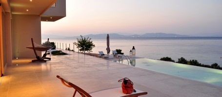 Luxury real estate in Greece